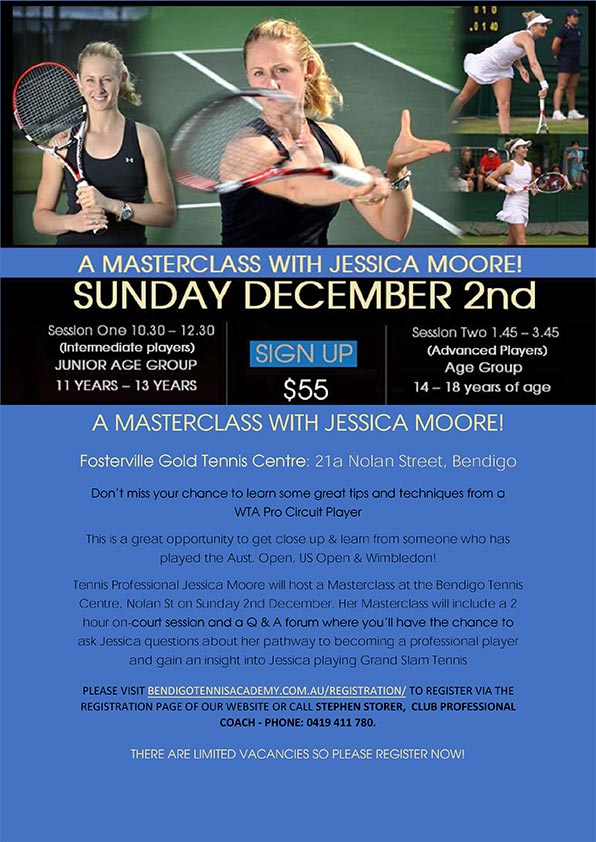 Master Class With Jessica Moore December 2nd PDF Img
