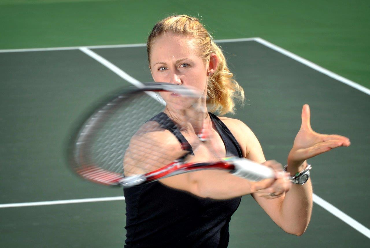 Jessica Moore – Tennis Masterclass