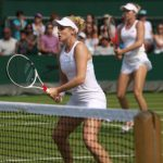 Jessica Moore Playing At Wimbledon (3)