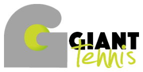 giant tennis logo